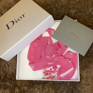 Dior Gift Box with Packaging